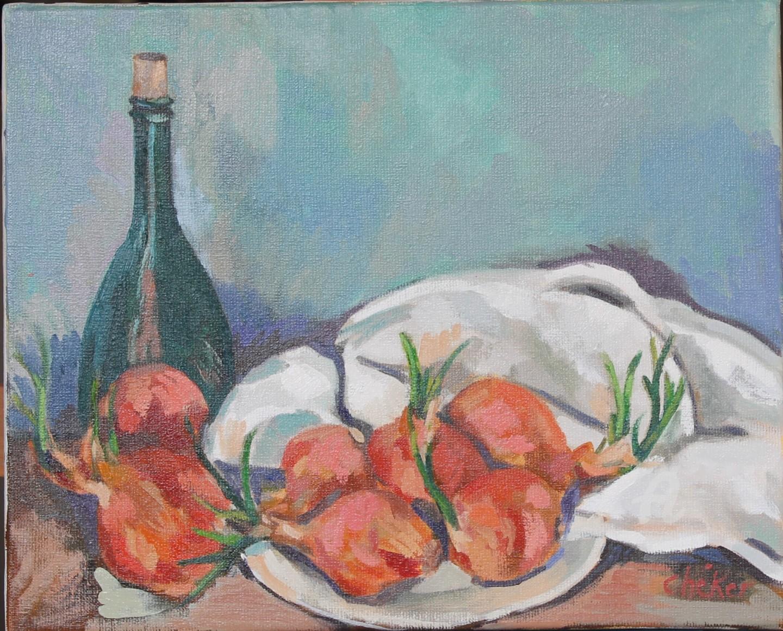 Chéker - Hommage à Cézanne