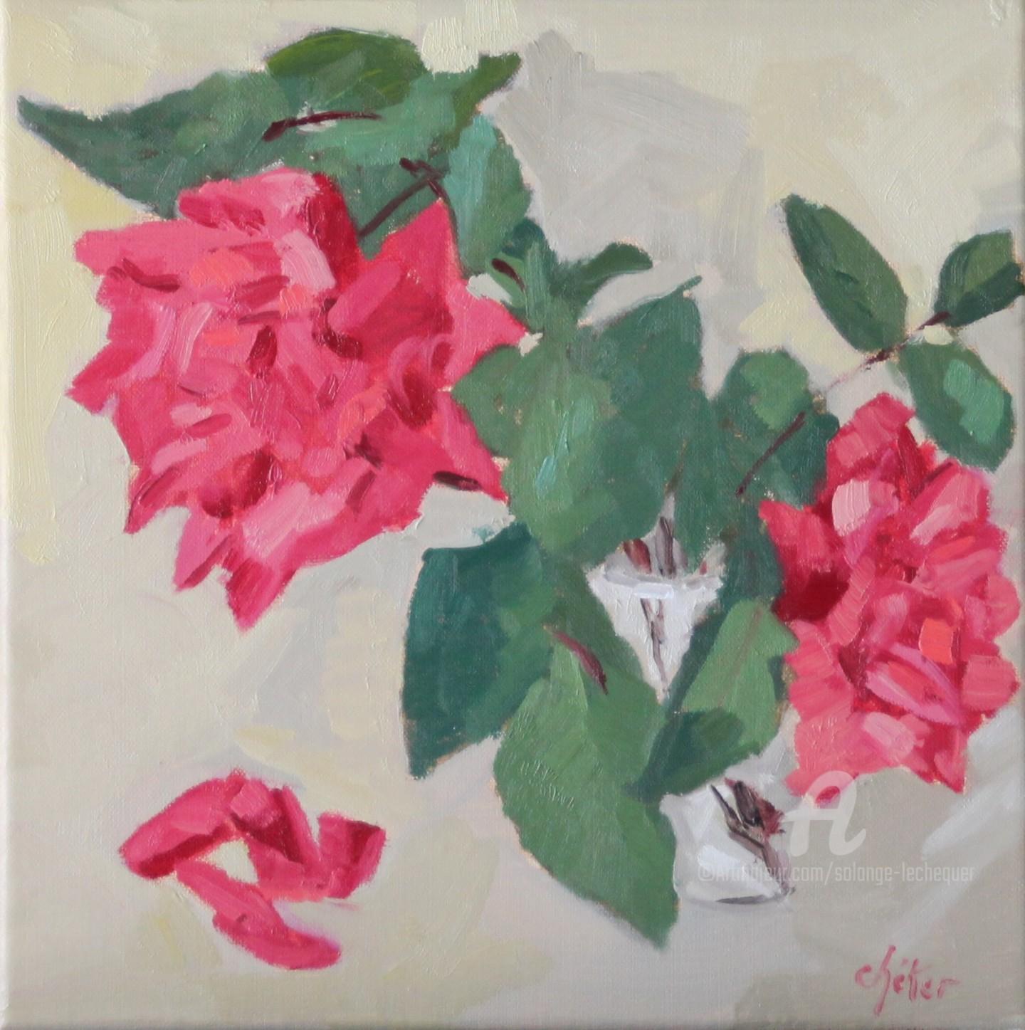 CHéKER - Les Roses Général Schablikine