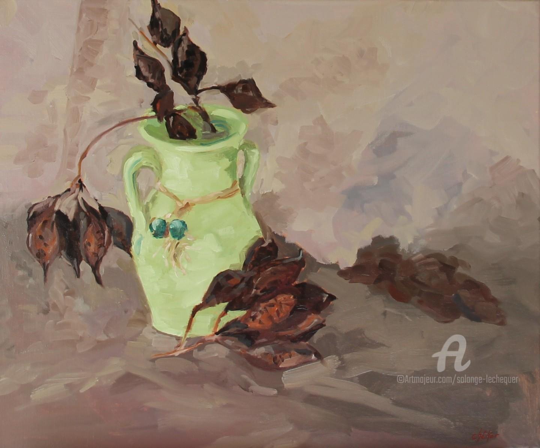Chéker - Le Vase de Christine