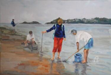 Pêche à pied au Yaudet