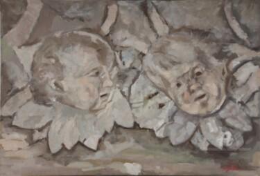 Les Angelots de la Chapelle du chateau de Kerjean