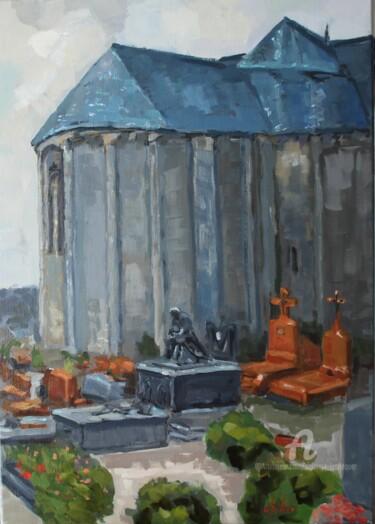 Brélévénez-Lannion: LeTombeau du Vicaire Briant
