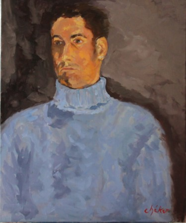 Pierre au Pull bleu