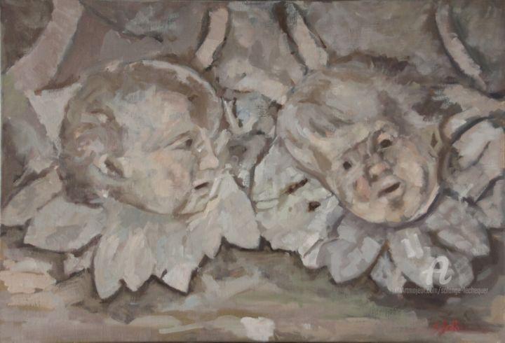 CHéKER - Les Angelots de la Chapelle du chateau de Kerjean